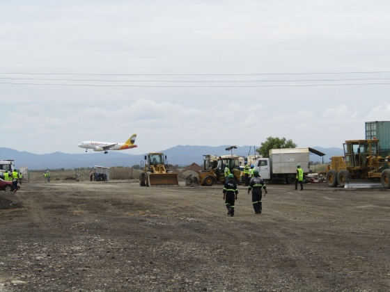 Rehabilitation and extension Kilimanjaro Airport – Tanzania