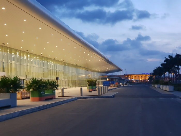 Terminal 3, Julius Nyerere Airport, phase 1 and 2 - Dar es Salaam, Tanzania