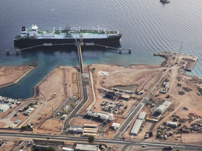 Aqaba New Liquefied Natural Gas (LNG) Terminal - Jordan