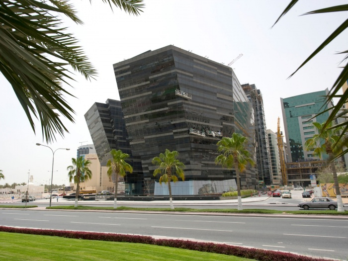 Al Hitmi office building - Doha, Qatar