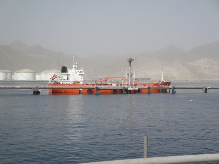 Vopak jetty extension phase five - Fujairah, United Arab Emirates