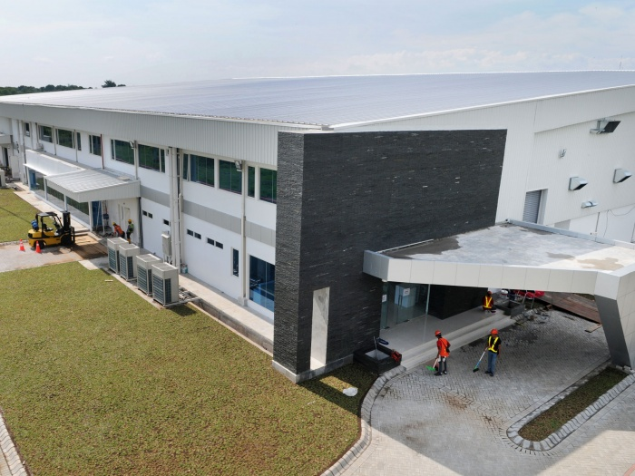 Amcor packaging plant – Pasuruan, Indonesia