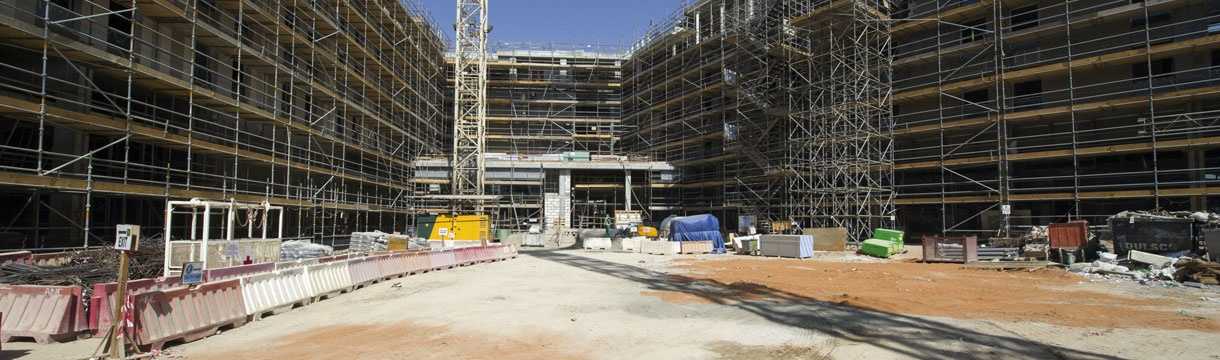 Al Ain Stadium and mixed development, phase 2 – Abu Dhabi, United Arab Emirates
