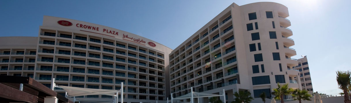 Crowne Plaza Hotel and Staybridge Apartments – Yas Island