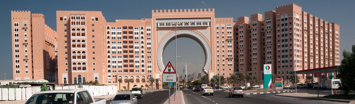 Ibn Battuta Gate mixed development - Dubai, United Arab Emirates