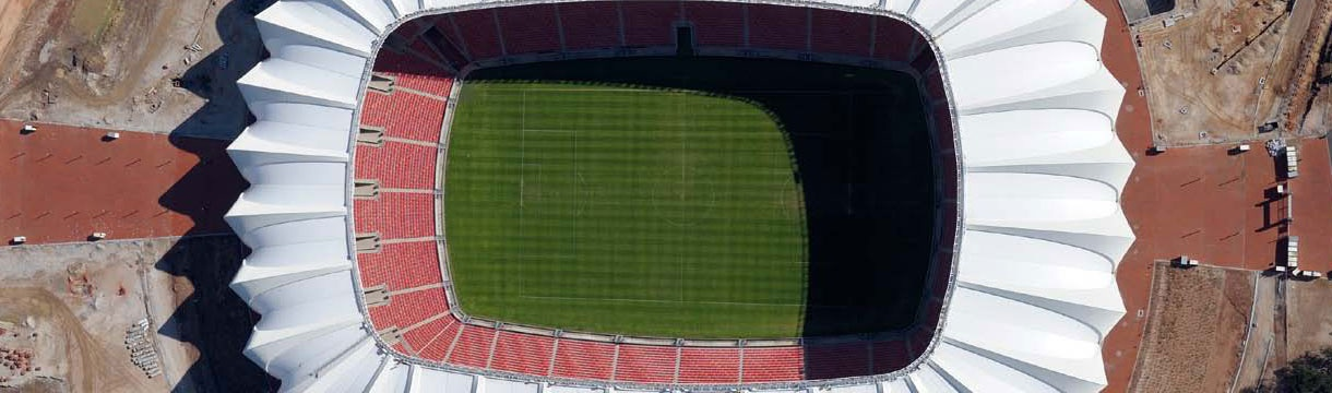 Nelson Mandela Bay stadium - Port Elizabeth, South Africa