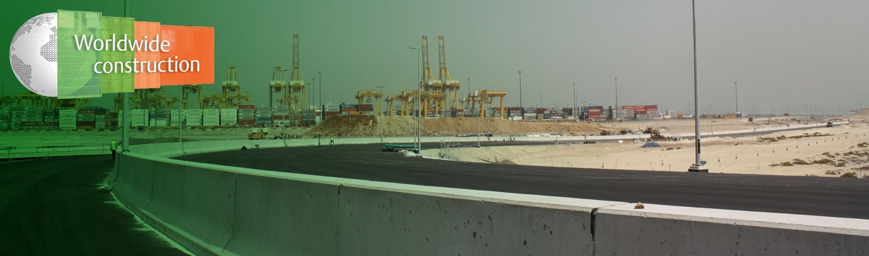 CT4 road connection, Dubai