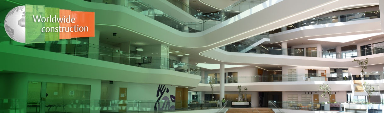 Unilever head office, Indonesia