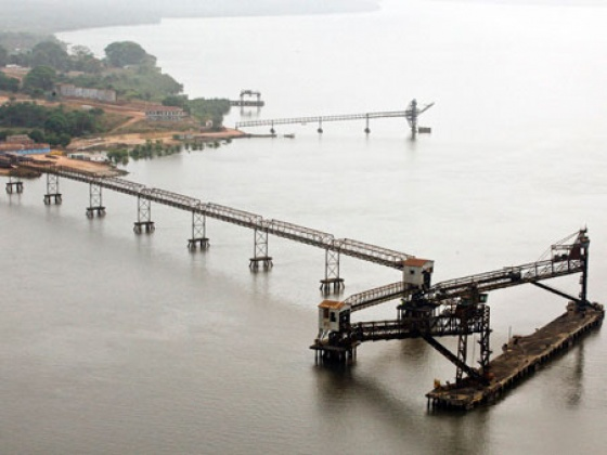 Jetty renovation and navigation structures - Pepel, Sierra Leone