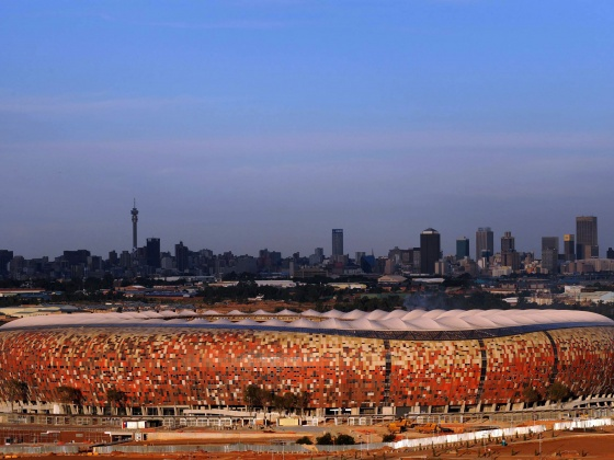 Soccer City Stadium - Johannesburg, South Africa