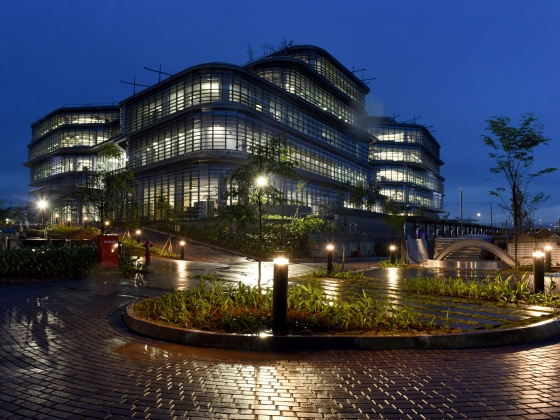 Unilever's Indonesian head office - BSD City, Tangerang, Indonesia