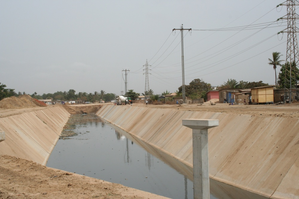 Big Lots Financing >> Odaw drainage improvement work (lot 3) - Accra, Ghana ...
